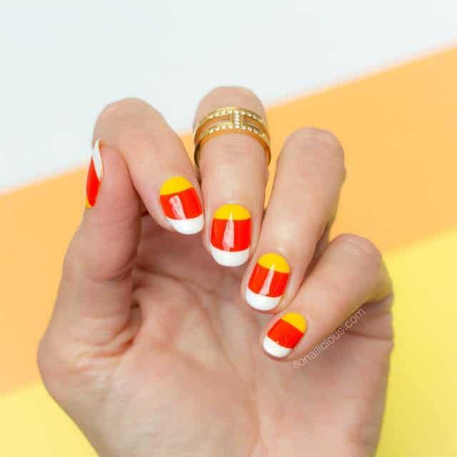 Fun Fall Nail Designs: 9 Festive Fall Nail Designs