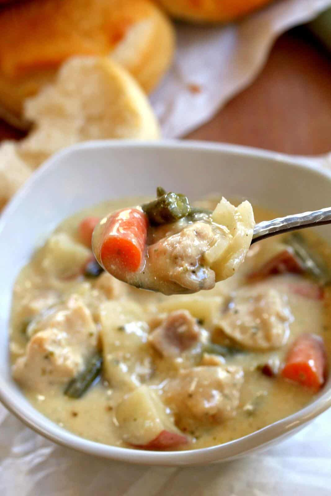 Creamy-Chicken-Stew