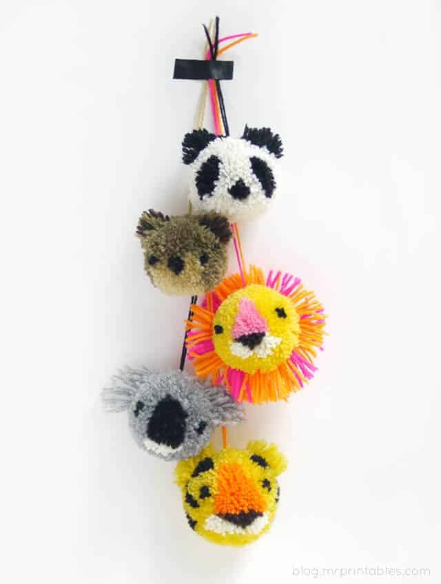 9 Adorable Zoo Animal Crafts For Kids