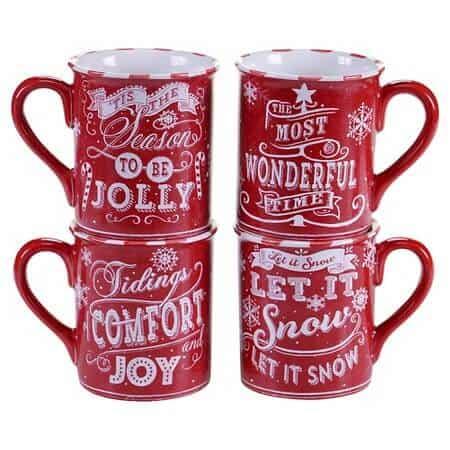 5 Christmas Mugs You Need For The Holidays