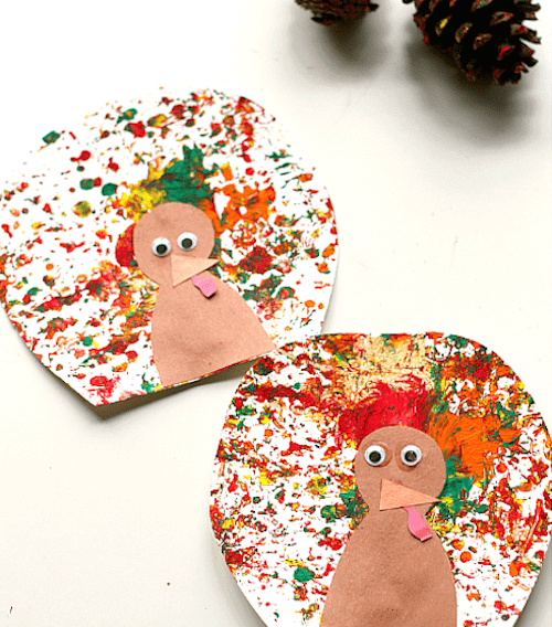 pinecone-painting-thanksgiving-turkey-craft