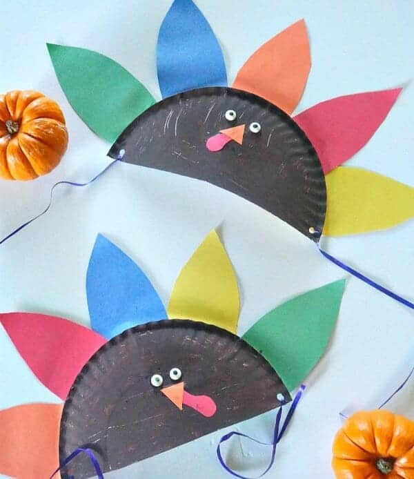 Turkey Crafts For Kids Archives Life As Mama