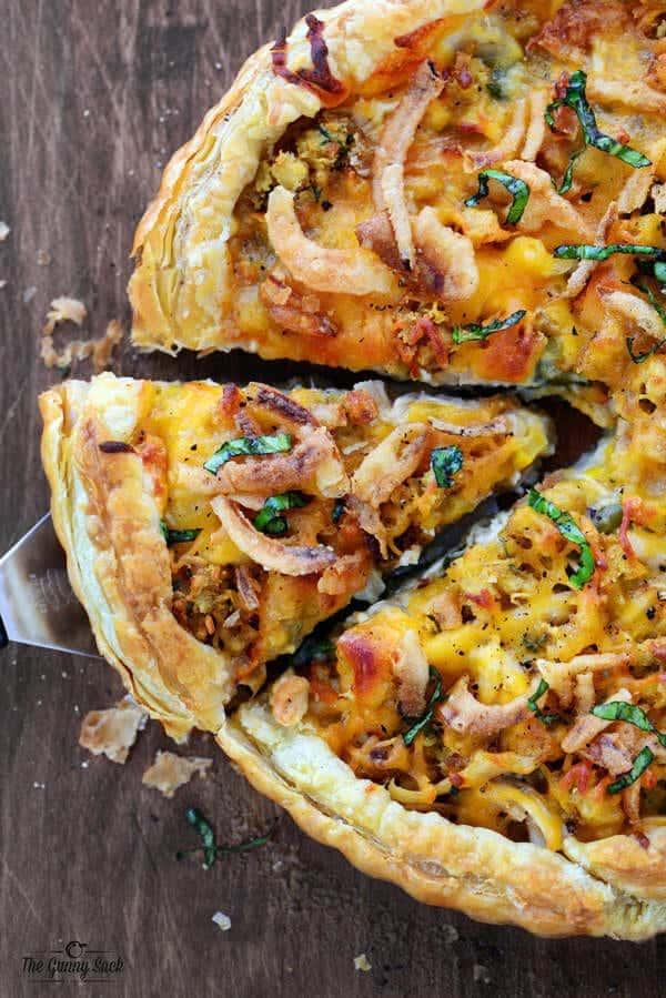 top turkey pizza recipes - photo #13