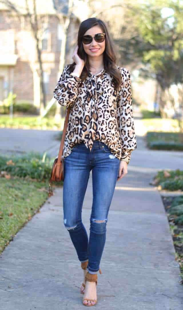 8 Wild Ways To Wear Leopard Print For Fall