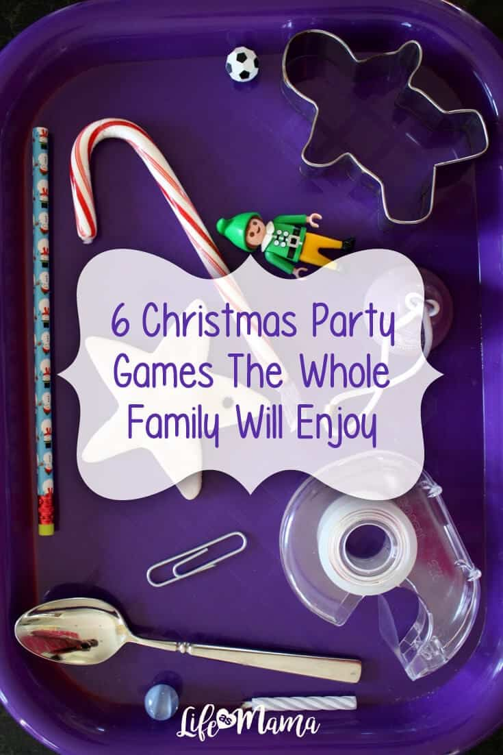 6 Christmas Party Games The Whole Family Will Enjoy