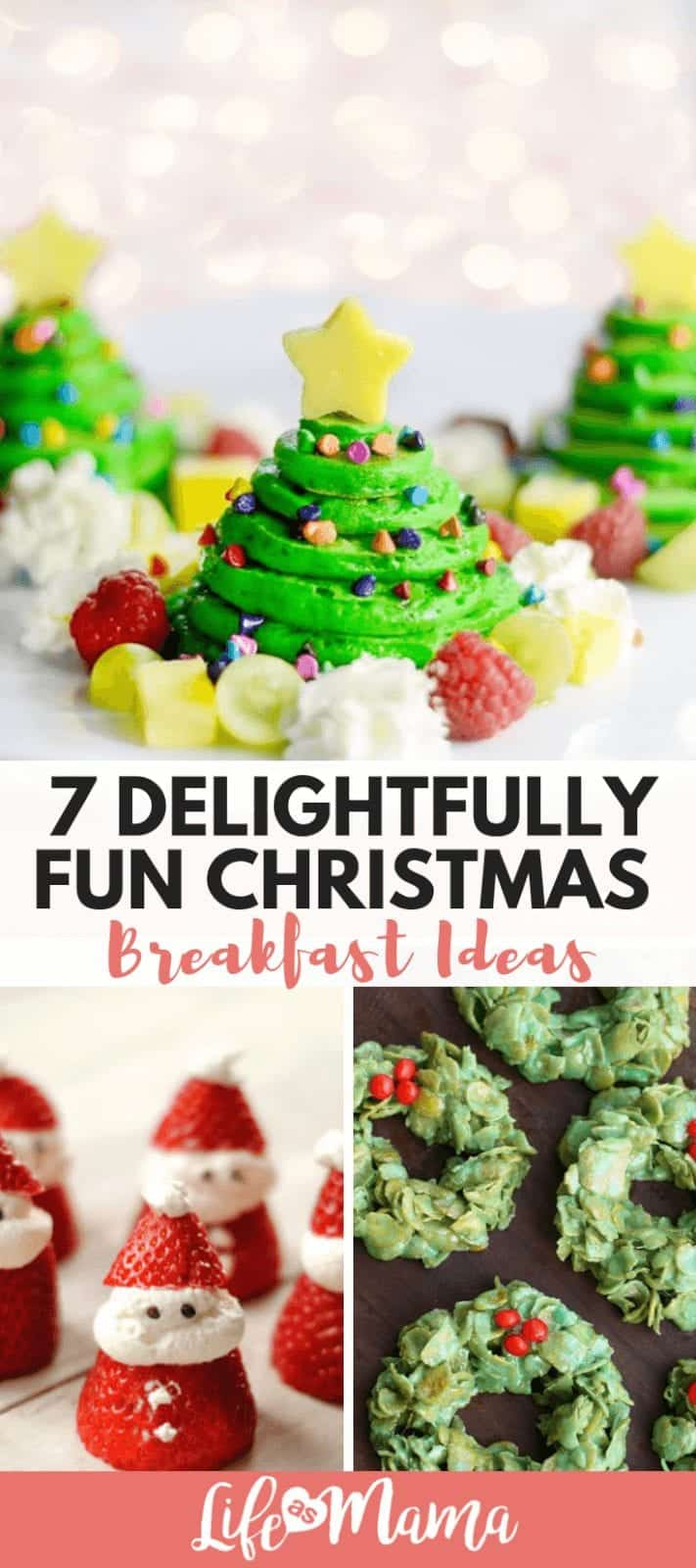 7 Delightfully Fun Christmas Breakfast Ideas