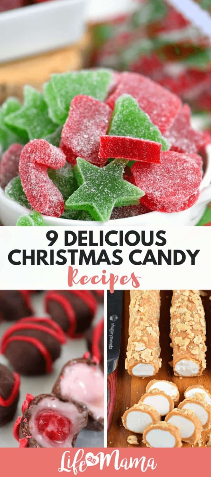 9 Delicious Christmas Candy Recipes