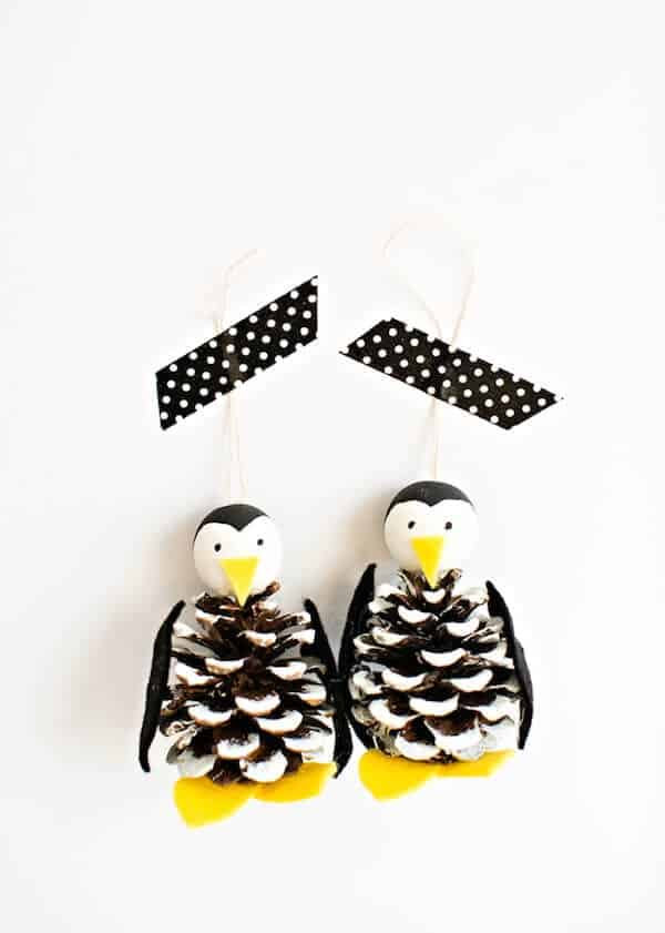 diy-pine-cone-penguin-ornament