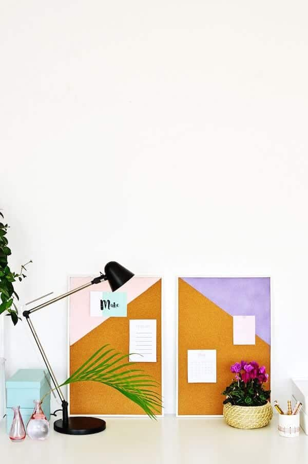 diy-geometric-notice-boards-4