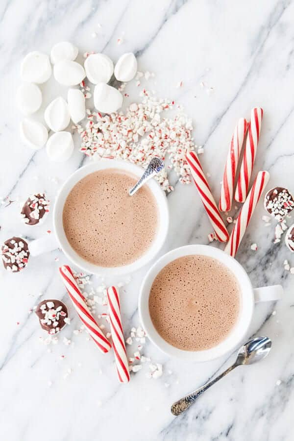 9 Spiked Hot Chocolate Recipes