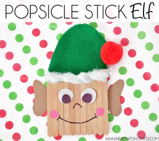 Spread A Little Holiday Cheer With These 7 Fun Elf Crafts