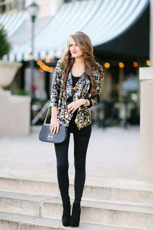 5 Fun New Year's Eve Party Outfit Ideas