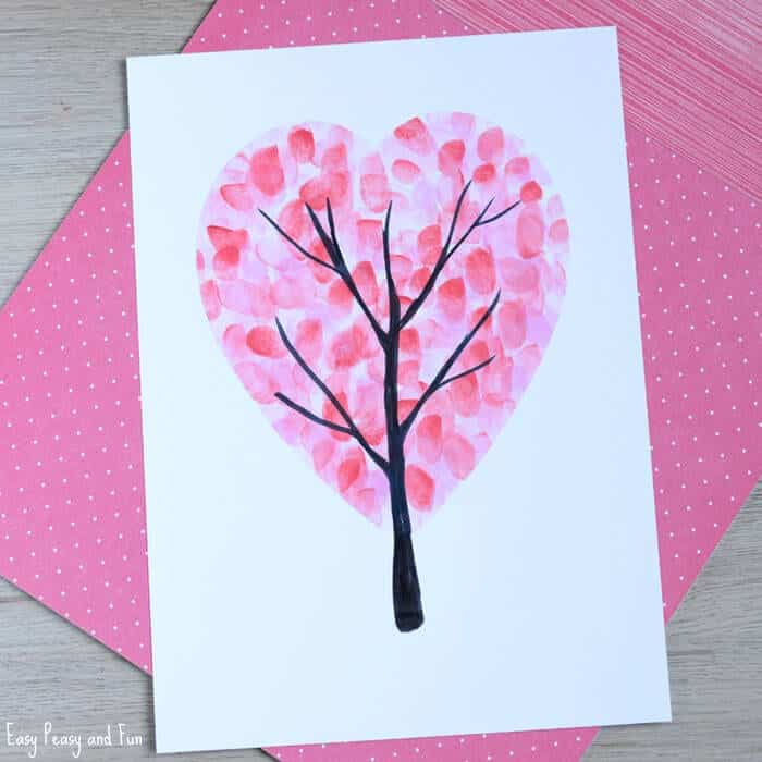 If Youre Sweet On This Holiday Like I Am Then You Will Love These Simple Crafts For Kids Valentines Day