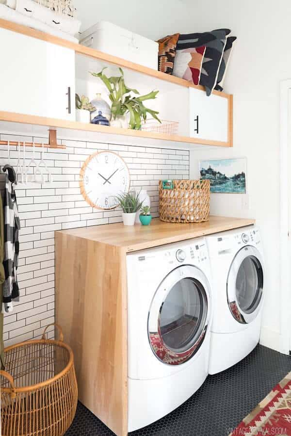 6 Inspiring Real Laundry Rooms That