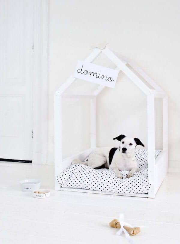 5 DIY Pet Beds For Your Favorite Pup