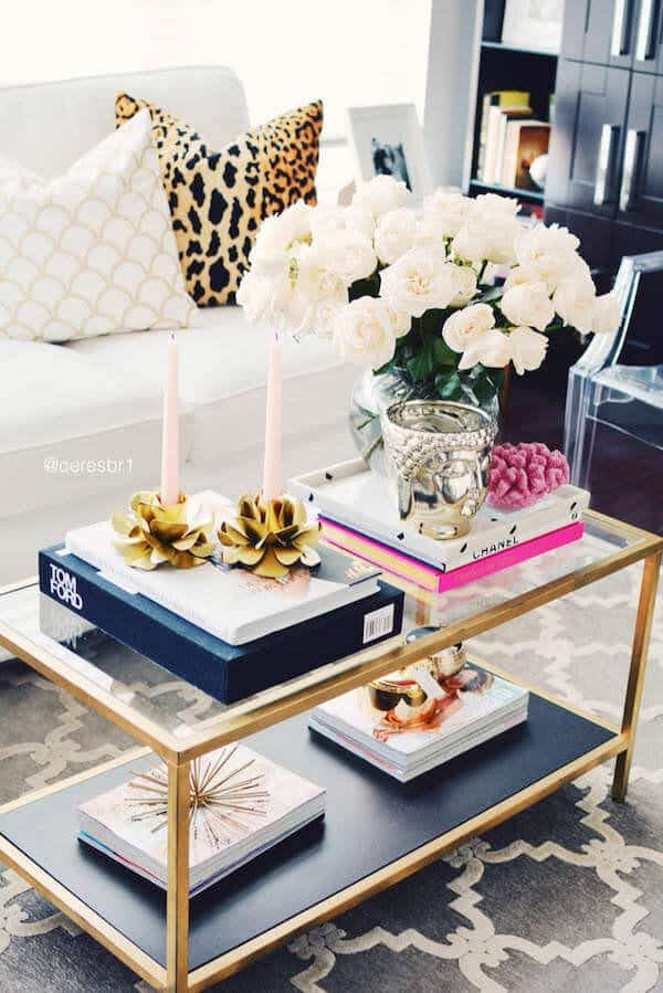 8 Ridiculously Cool Coffee Table Styling Ideas