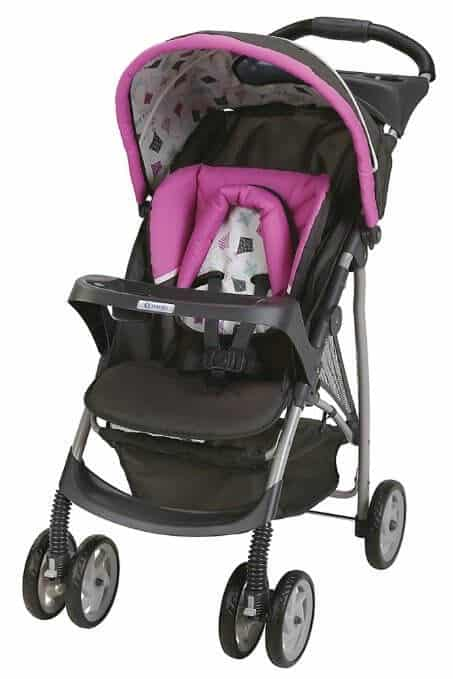 ALWAYSME Baby Twin Double Strollers Buggy Mosquito Net