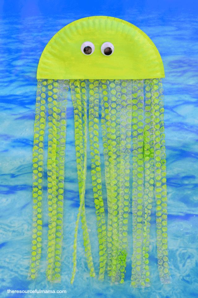 8 Creative Bubble Wrap Crafts