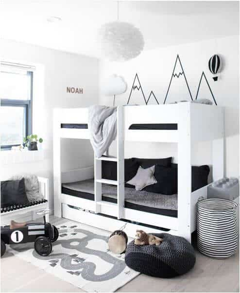 Gender Neutral Bedroom: 6 Inspiring Gender-Neutral Bedrooms