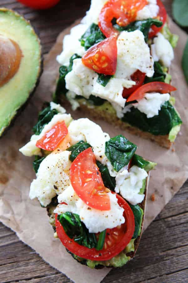 Healthy Avocado Toast