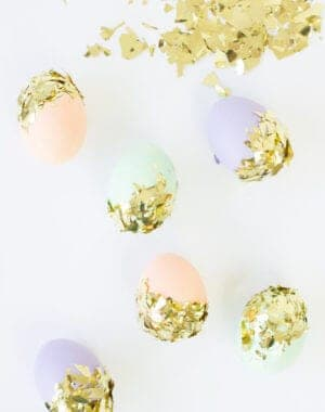 Dipped Easter Eggs