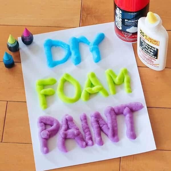 DIY Art Supplies