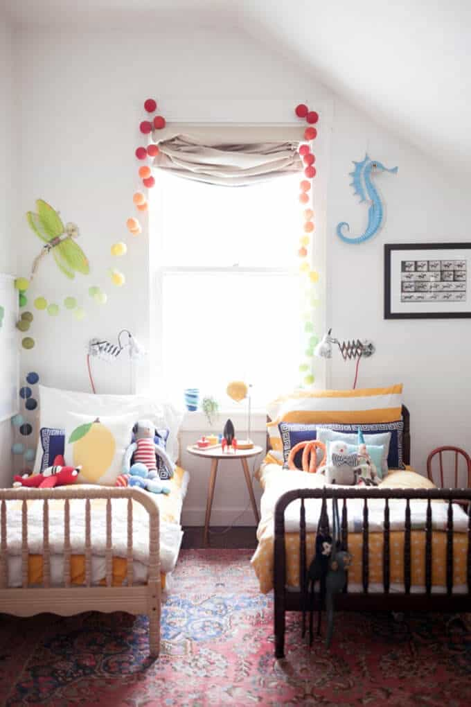 gender-neutral bedrooms