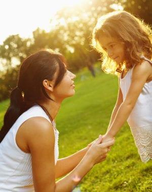 being present as a parent