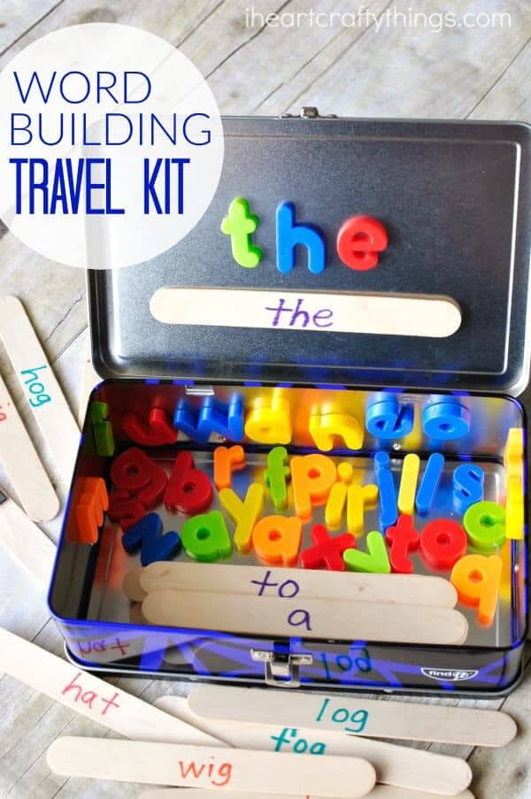 7 Portable Activity Kits For Kids On The Go