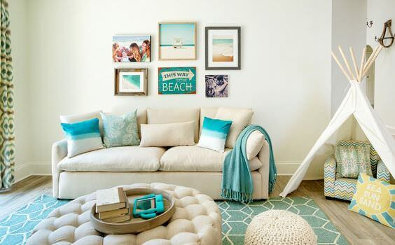 8 inspiring kid friendly living rooms Family friendly living room decorating ideas
