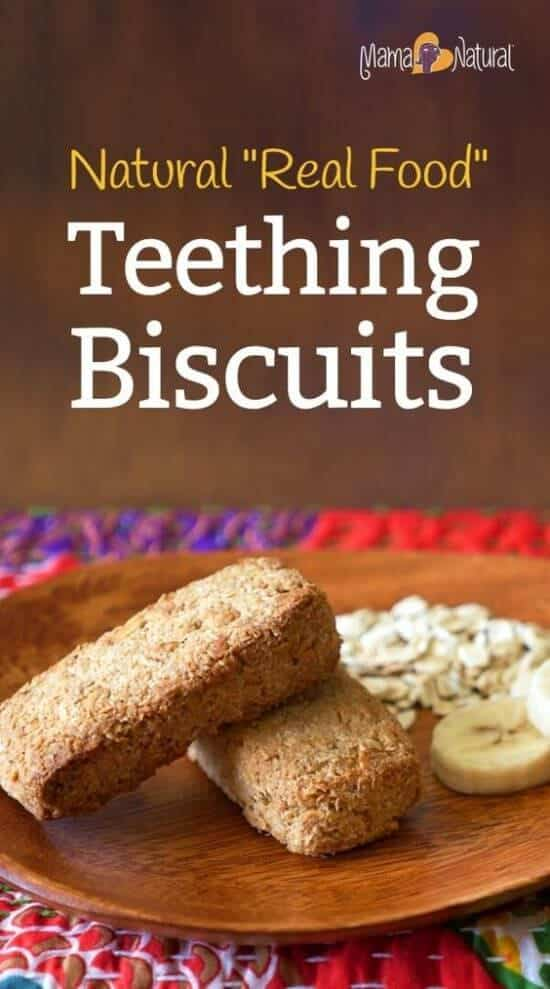 Teething Biscuit recipes