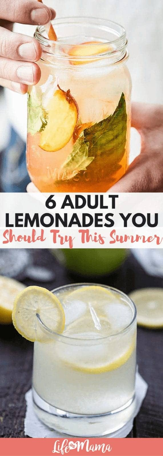 adult lemonades