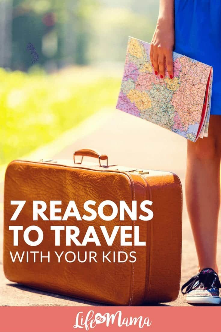 travel with your kids