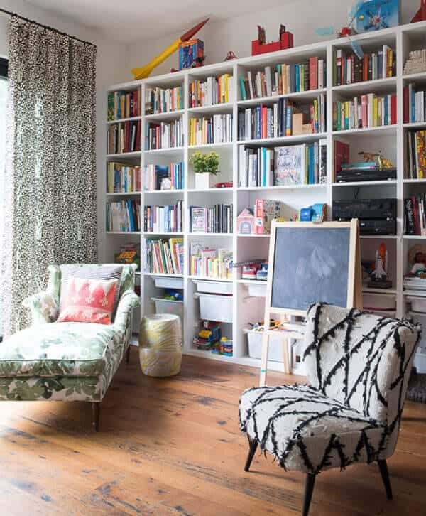 8 Inspiring Kid-Friendly Living Rooms