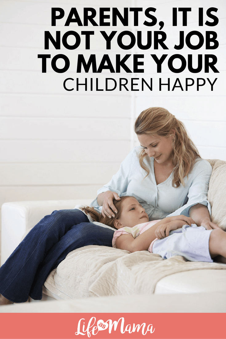 make your children happy