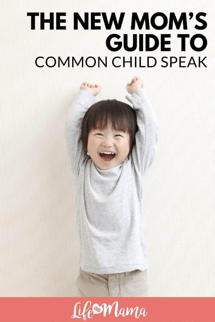child speak