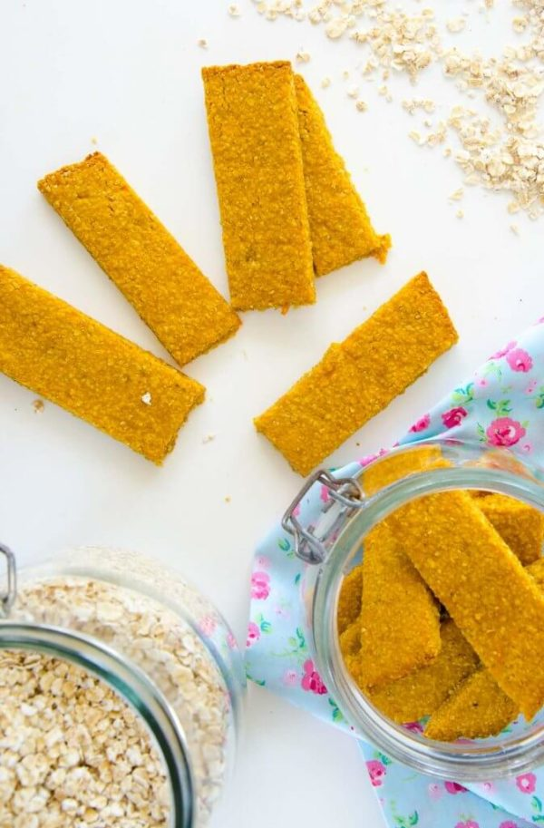 Healthy Rusks Teething Biscuits