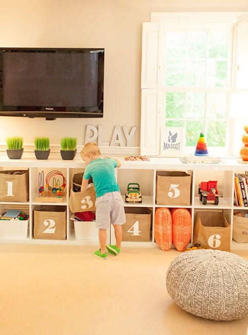 Room Design For Kid: 8 Inspiring Kid-Friendly Living Rooms
