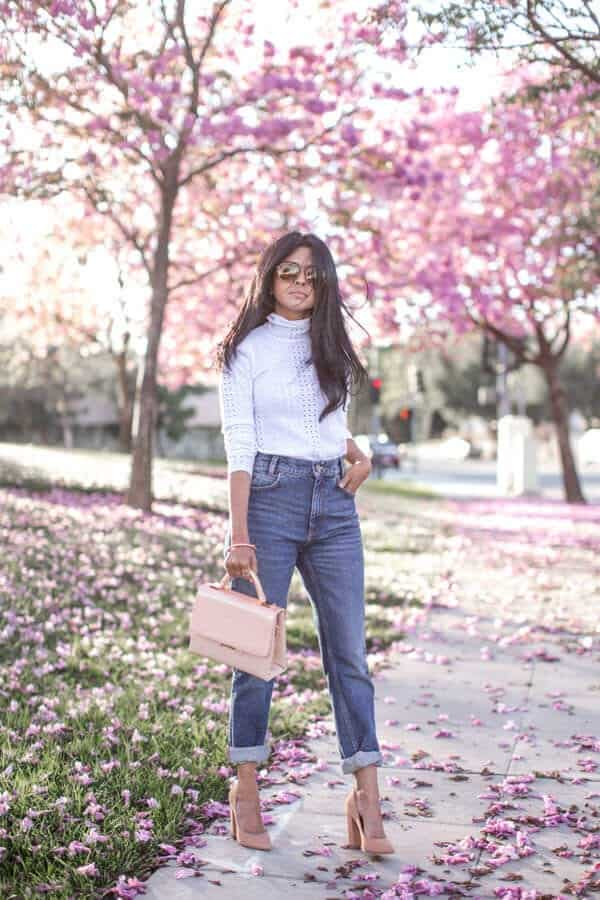 6 Ways To Make Your Mom Jeans Look Cool