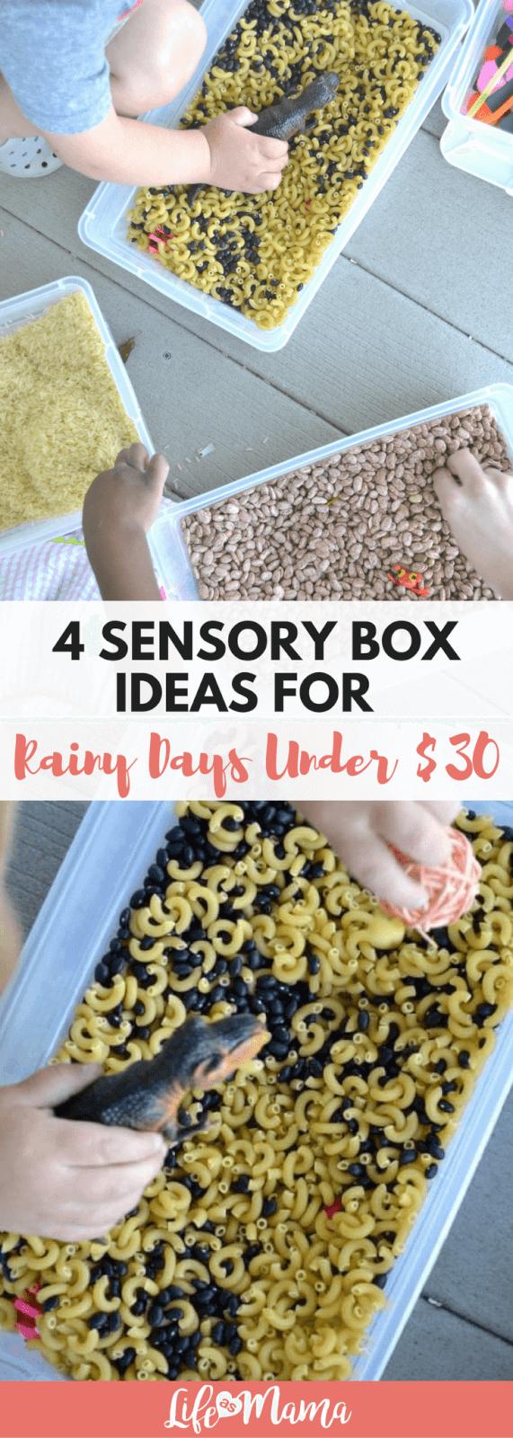 sensory box
