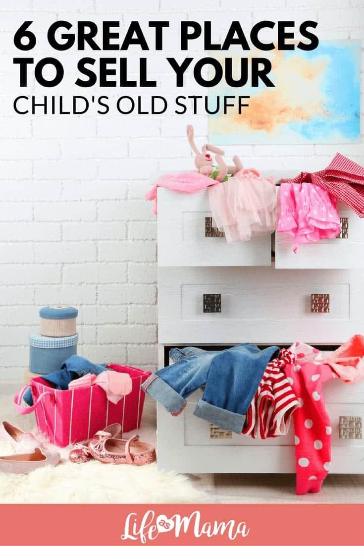 sell old stuff