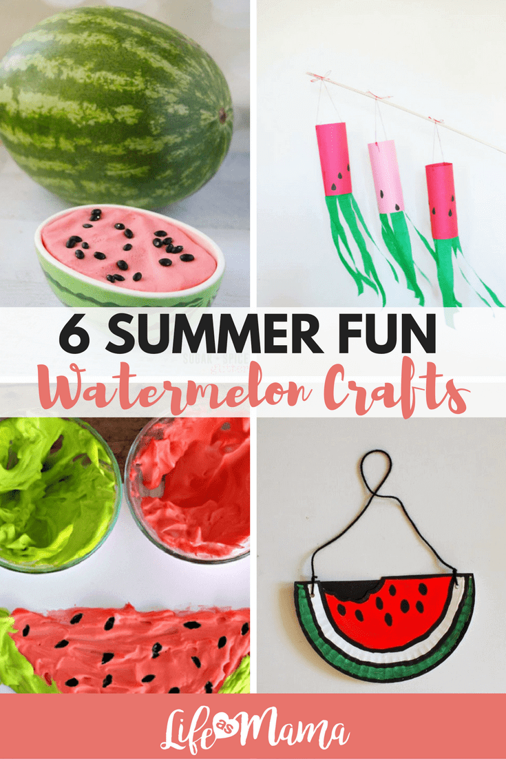 watermelon crafts