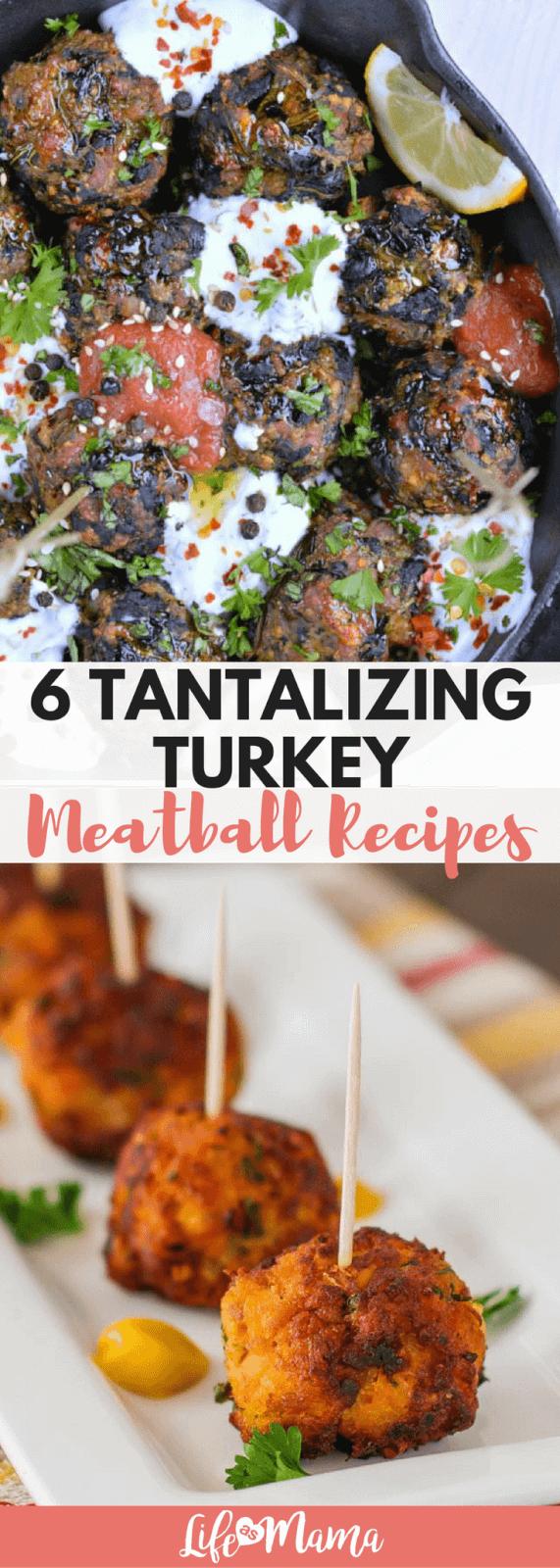 turkey meatball