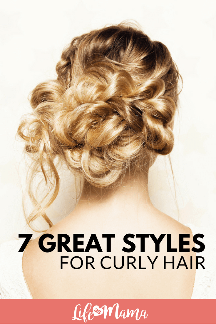 7 Great Styles For Curly Hair