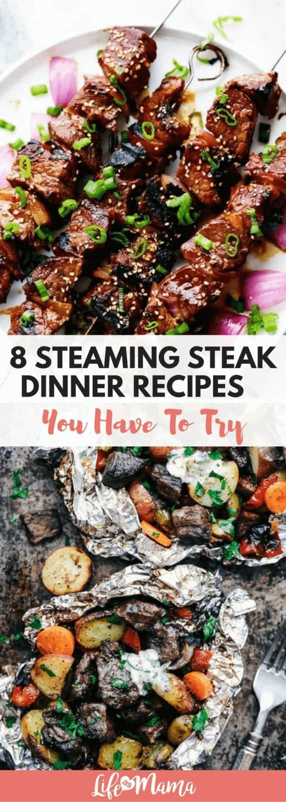 steak dinner recipes