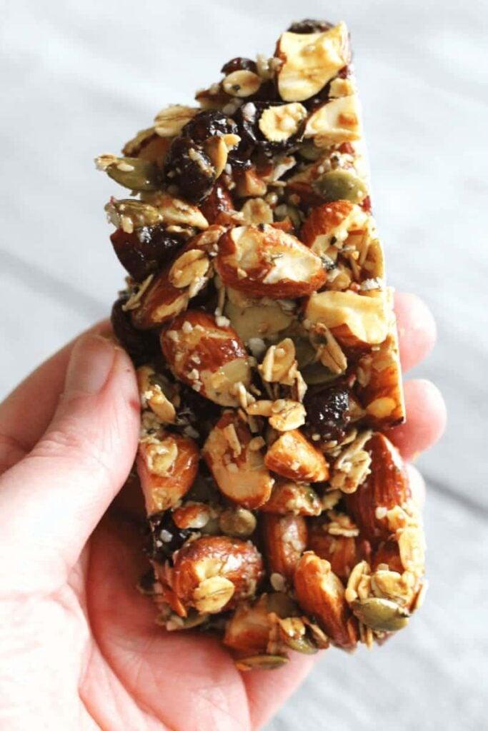 granola bar recipes