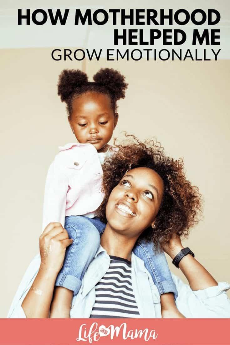 grow emotionally