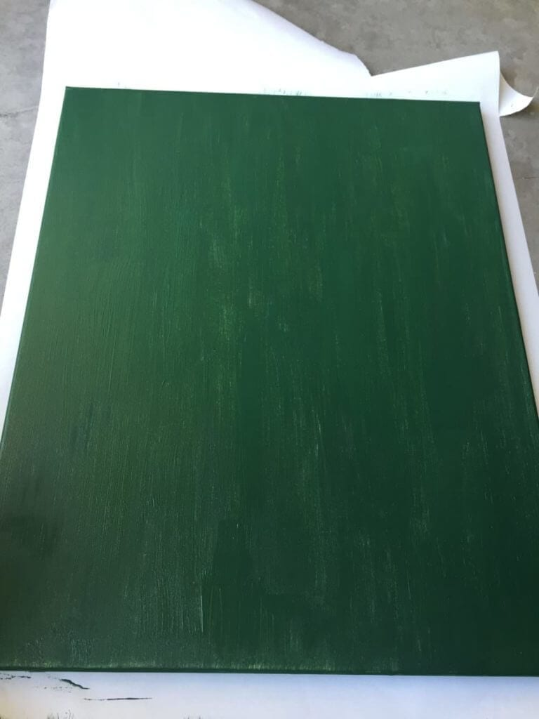 DIY Canvas Art