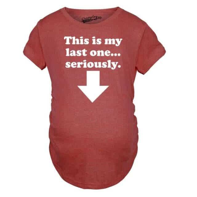 maternity tees