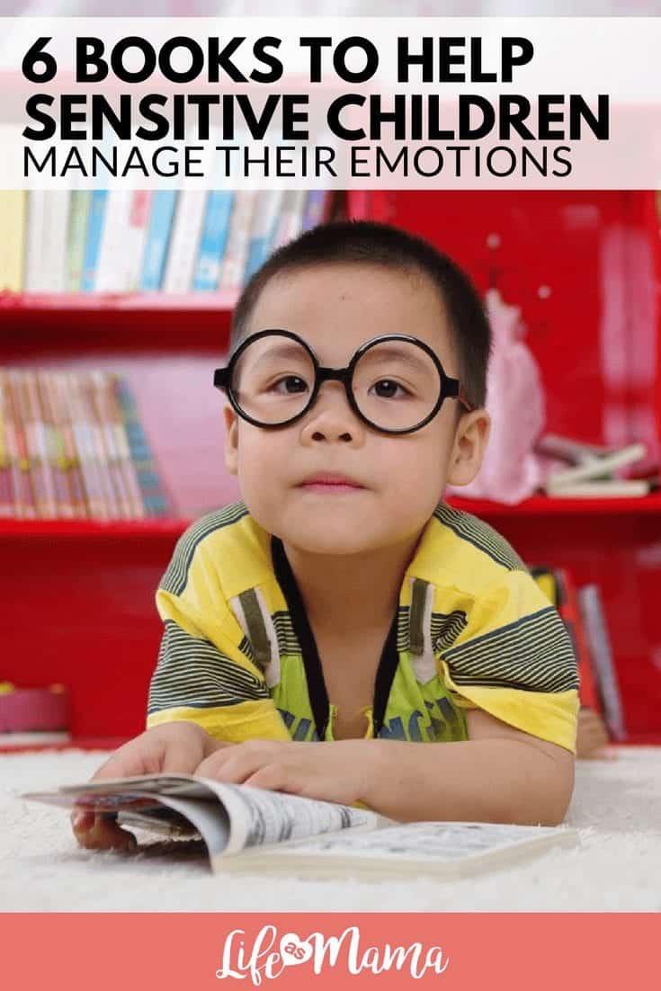 books for sensitive children